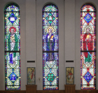 Stained Glass Window Project