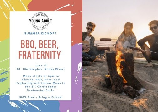 BBQ, Beer & Fraternity