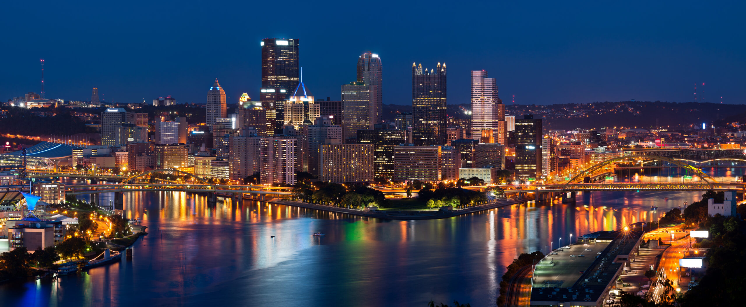 Pittsburgh Skyline - PBLA