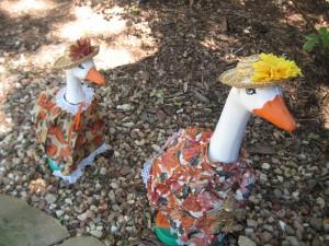 Geese Girls Fall Attire