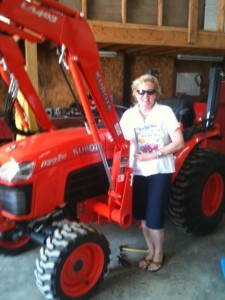 Our Tractor Mac