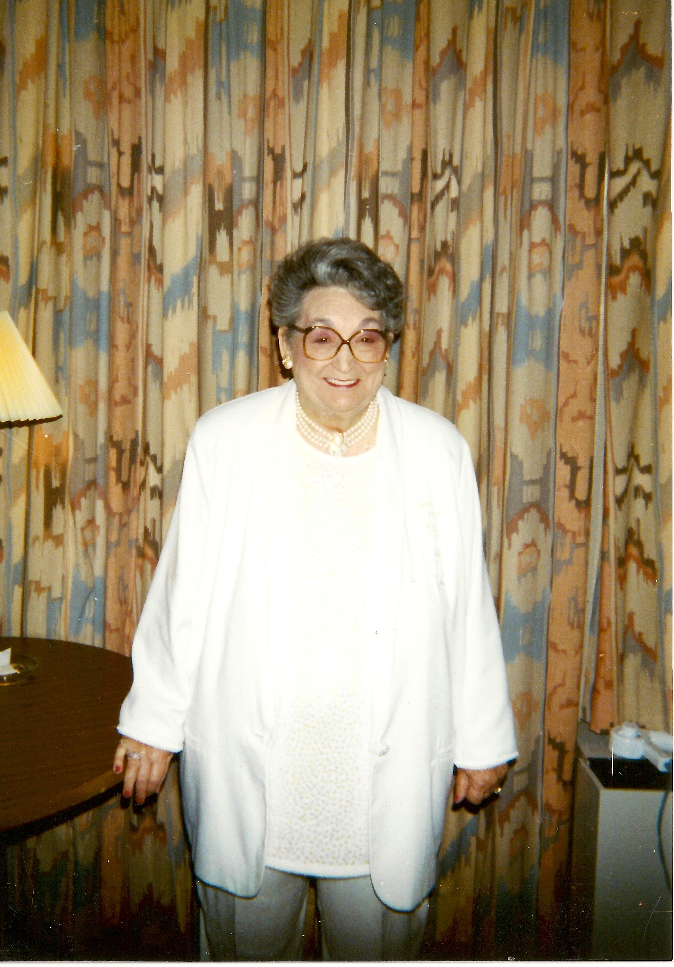 Mother, Grandmother, Great-grandmother, & Aunt Dorothy Evelyn Chisholm Proctor