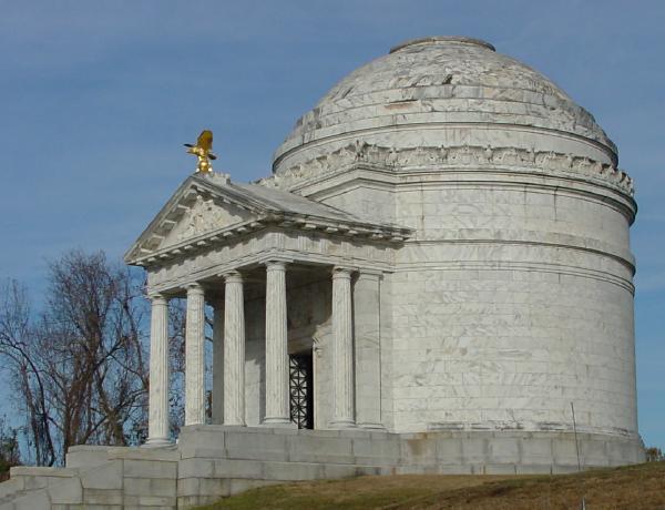 Illinois State Monument Vicksburg