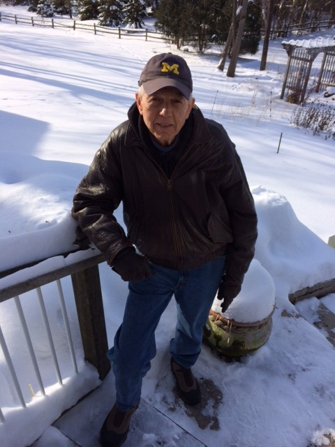 Jack Falker of Minnesota