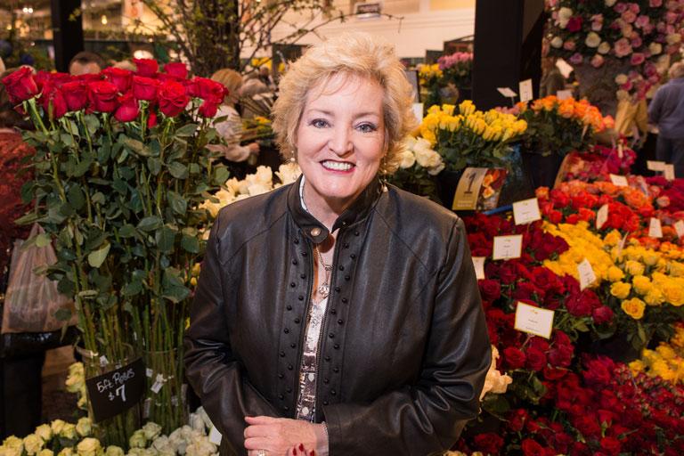 Susan Fox   Chicago Flower & Garden Show