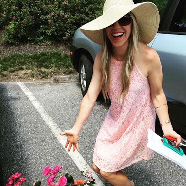Emily Wilson, Rosarian for The Biltmore Rose Gardens