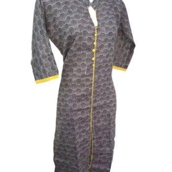 Adhrit Creations Cotton Kurti #14957109
