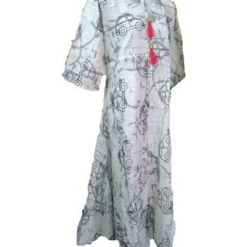 Adhrit Creations Cotton Kurti #15830925
