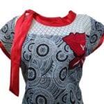 Adhrit Creations Cotton Kurti #18024296