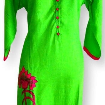 Adhrit Creations Cotton Kurti #17422164