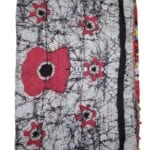 Adhrit Creations Batik Malmal Cotton Saree #82798851