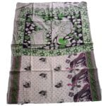 Adhrit Creations Cotton Printed Kalamkari Saree #68019363