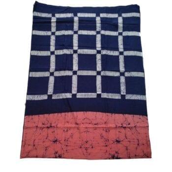 Adhrit Creations Batik Malmal Cotton Saree #67800158