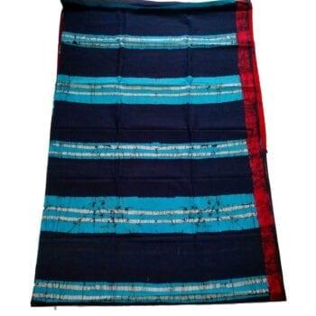 Adhrit Creations Batik Malmal Cotton Saree #80703171