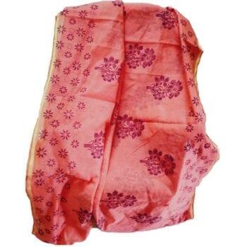 Adhrit Creations Cotton Chanderi Saree #76249590