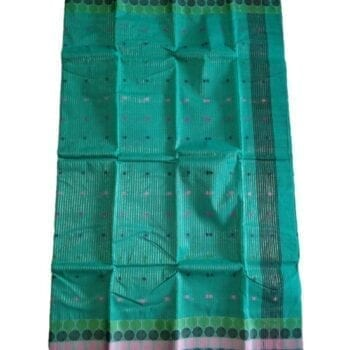 Adhrit Creations Tant Cotton Saree #30878982