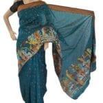 Adhrit Creations Handloom Silk Handloom Saree #59109422