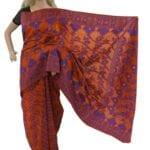 Adhrit Creations Handloom Silk Handloom Saree #88661597