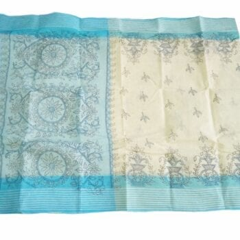 Adhrit Creations Tant Cotton Saree #41540009