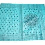 Adhrit Creations Hand Work Designer Sarees Hand Embroidery #27541303