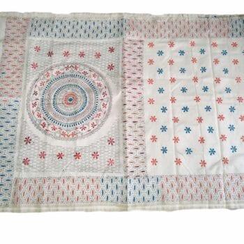 Adhrit Creations Hand Work Designer Sarees Hand Embroidery #55321089