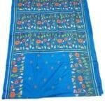 Adhrit Creations Hand Work Designer Sarees Hand Embroidery #70333348