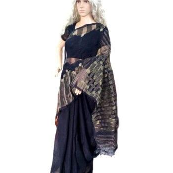 Adhrit Creations Handloom Silk Handloom Saree #15437348