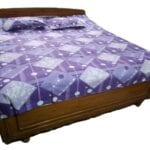Adhrit Creations Double Bed Sheet Size 108 108 #19165074
