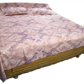 Adhrit Creations Double Bed Sheet Size 108 108 #11832054