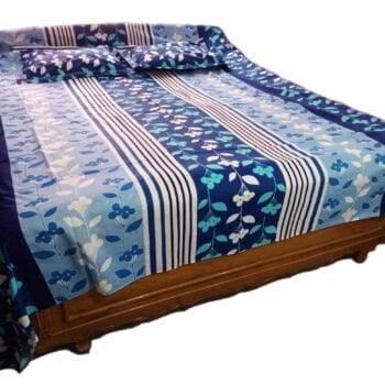Adhrit Creations Double Bed Sheet Size 108 108 #17513917