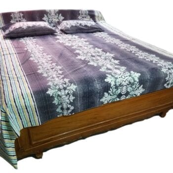 Adhrit Creations Double Bed Sheet Size 108 108 #15581029