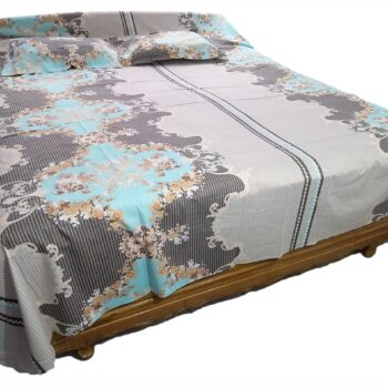 Adhrit Creations Double Bed Sheet Size 108 108 #74643609