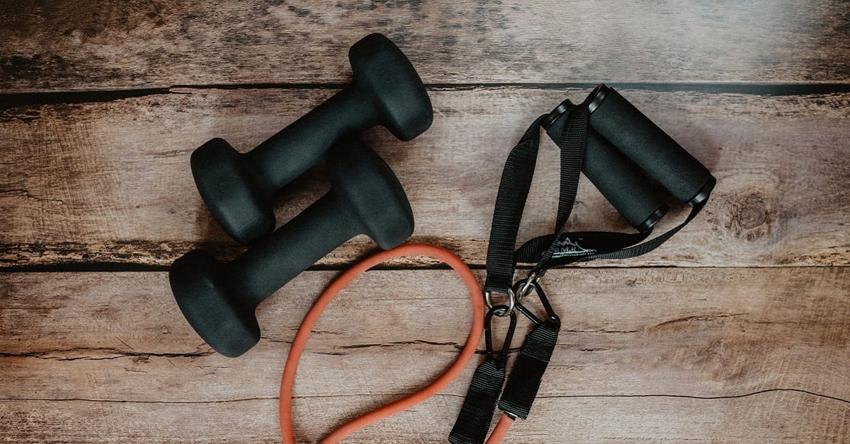Creating Your Awesome Home Gym