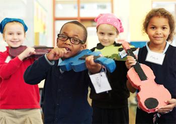 Marcus - Rosa Parks School -
