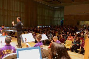 Brahms at CFAF Family Day 2019