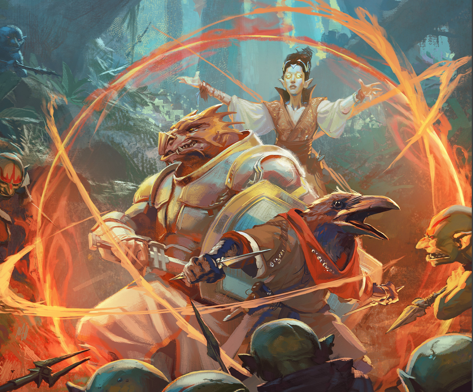 RPG Review: Blood Queen's Defiance (A DM-less Adventure)