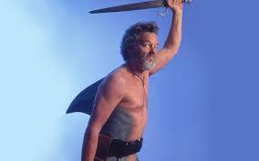 Half Man, Half Shark Equals One Complete Gentleman