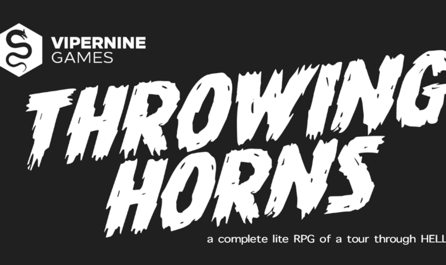 RPG Review: Throwing Horns