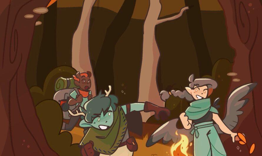RPG Review: World of Wyldrvir