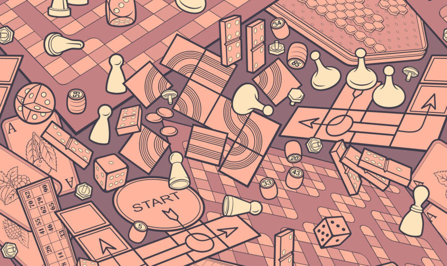 5 Board Games that Would Make Great RPGs