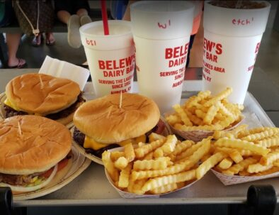 Belew's Dairy Bar Food
