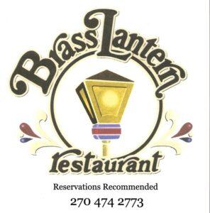 Brass Lantern Restaurant Aurora Kentucky