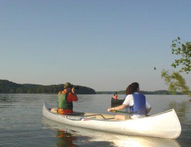 Lake Barkley Kentucky Lake Boating Canoeing