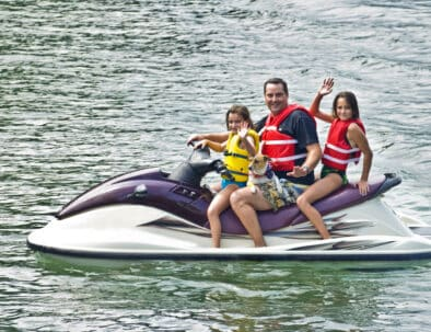 Lake Barkley Kentucky Lake Boating Jet Ski