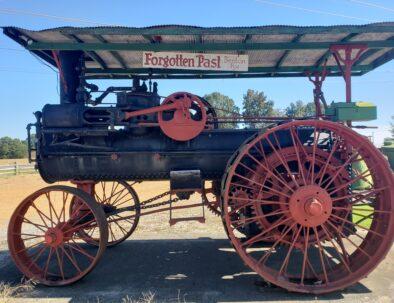Forgotten Past Tractor