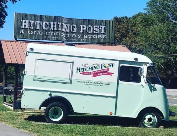 The Hitching Post and Old Country Store Van