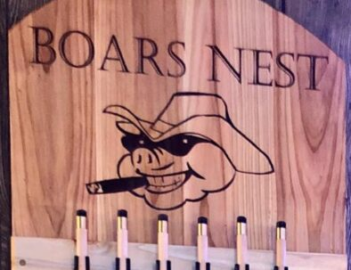 Boss Hogg's Boars Nest Bar & Grill Pool