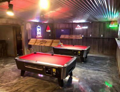 Boss Hogg's Boars Nest Bar & Grill Pool Darts