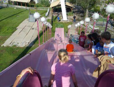 Kentucky Shores Family Fun Center Super Slide