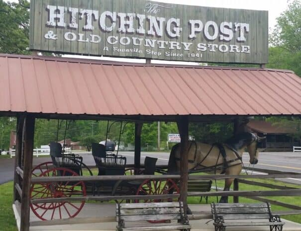 Hitching Post and Old Country Store